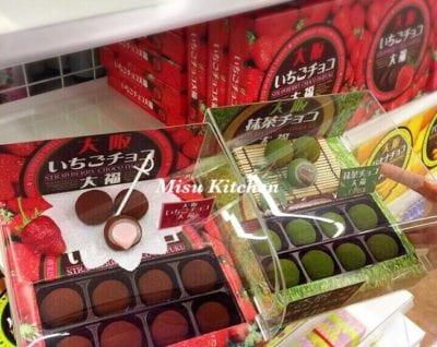 Misu Kitchen có đầy đủ các loại đồ ăn, thức uống độc đáo từ hương vị đến màu sắc của đất nước mặt trời mọc