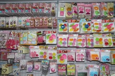Các sản phẩm Nhật Bản tại Tokutokuya vô cùng đa dạng, phong phú, thể hiện sự tinh tế và tính sáng tạo của người Nhật Bản