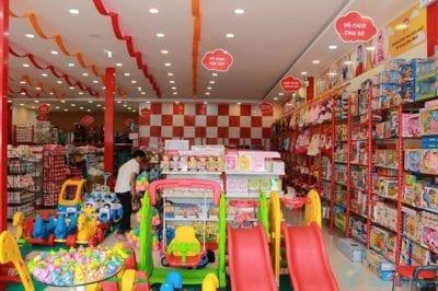 Bibo Mart luôn đáp ứng được chất lượng và mẫu mã đồ chơi đa dạng đến từ các thương hiệu quốc tế