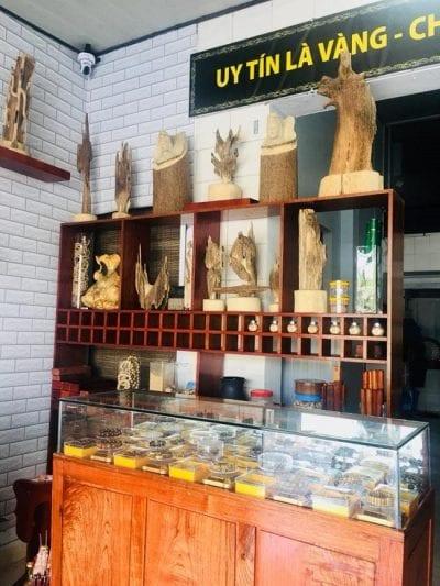 Cửa hàng Trầm hương Tự Nhiên