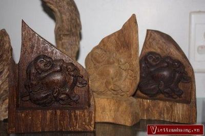 Tượng Phật Trầm hương tại Việt Trầm Hương