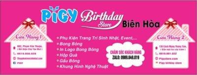 PIGY Birthday Store