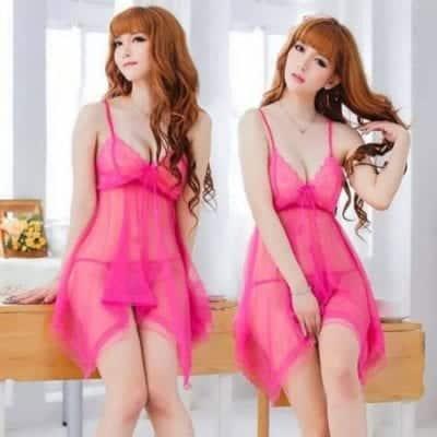 Váy ngủ tiên cá sexy có nhiều màu – giá sỉ 39,000 – 45,000đ /cái.
