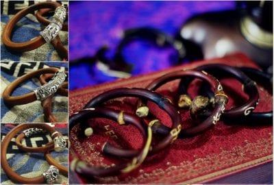 Vòng tay trừ tà tại The Silk Road