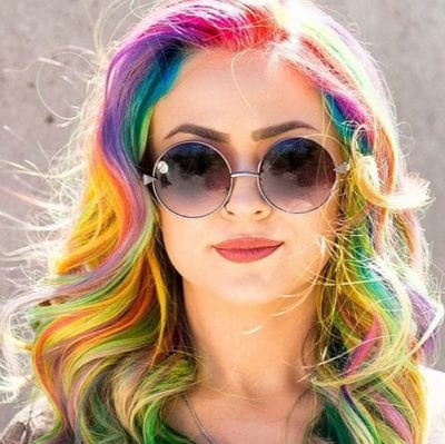 Tóc nhuộm đẹp, xu hướng màu tóc nhuộm đẹp nhất hiện nay