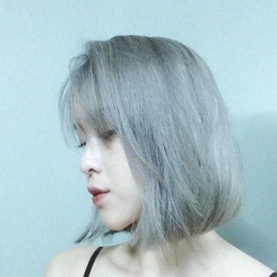 Màu khói bạc rạng ngời