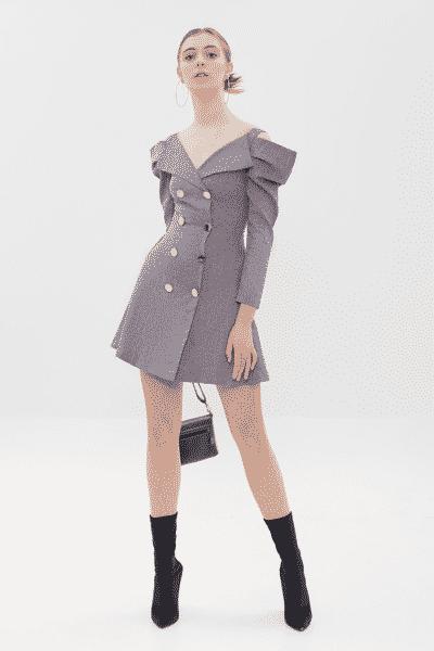 Mẫu váy cut-out hiện đại, cực nổi bật và tôn dáng