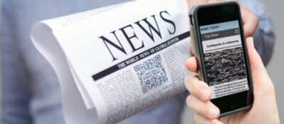 Item trong tin tức, báo chí có nghĩa là gì