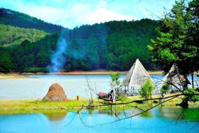 Thung lũng Vàng: Địa điểm du lịch Đà Lạt 2021 mới nhất