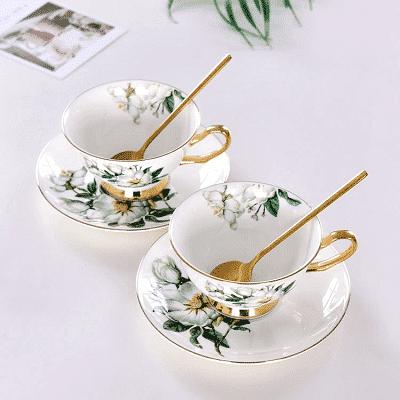 Bộ tách uống trà không thể thiếu cho những món quà ngày Tết