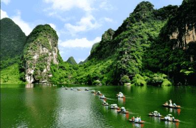 Tham quan khu du lịch sinh thái Tràng An