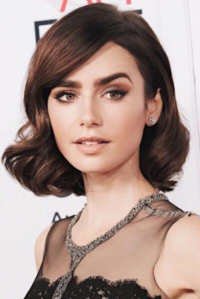Kiểu tóc cho tuổi 35 uốn vểnh