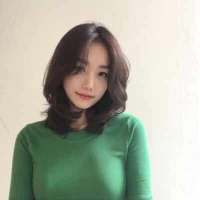 Kiểu tóc đẹp dành cho gương mặt V-line