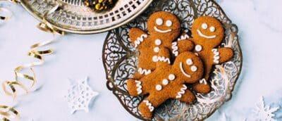 Bánh quy hình xinh xắn - Ý tưởng quà tặng Noel độc đáo, ý nghĩa dịp lễ Giáng Sinh