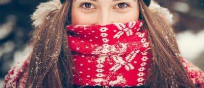 Khăn quàng - Ý tưởng quà tặng Noel độc đáo, ý nghĩa dịp lễ Giáng Sinh