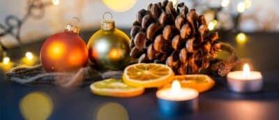 Nến thơm - Ý tưởng quà tặng Noel độc đáo, ý nghĩa dịp lễ Giáng Sinh