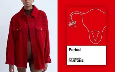 Màu đỏ Period (màu kinh nguyệt)