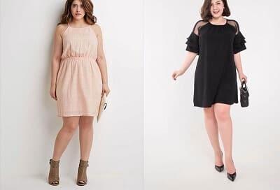 Xu hướng thời trang 2021: Phong cách thon gọn cho người béo
