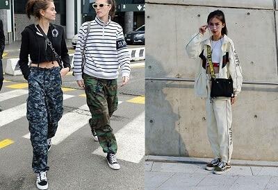 "Phong cách ""streetwear"""