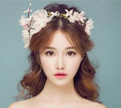 Trang điểm cô dâu Hàn Quốc