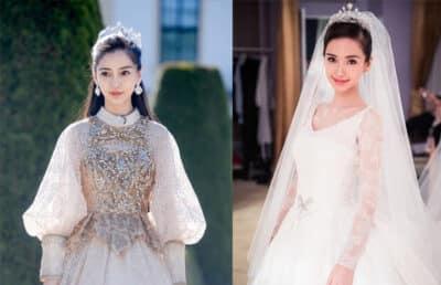 Trang điểm cô dâu theo phong cách công chúa mộng mơ
