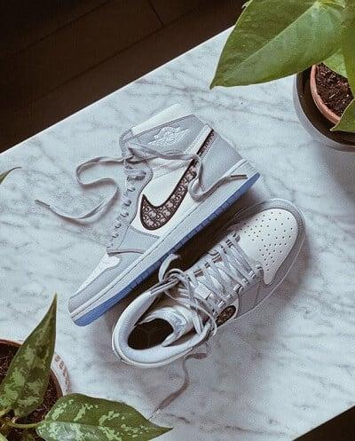 Dân chuyên chơi giày nói gì về Jordan 1 Dior sang chảnh?