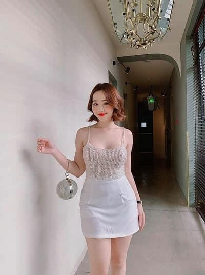 Theo kịp xu hướng váy đầm đẹp cùng Minnie House