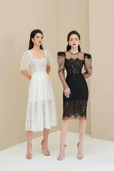 Đầm chanh sả cùng Iconic Saigon