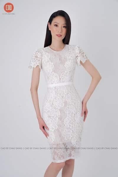 Đầm sang chảnh tại Cao By ChauDang