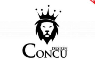 Concu: Ý tưởng thiết kế logo thời trang chuyên nghiệp