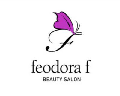 Feodora F: Ý tưởng thiết kế logo thời trang chuyên nghiệp