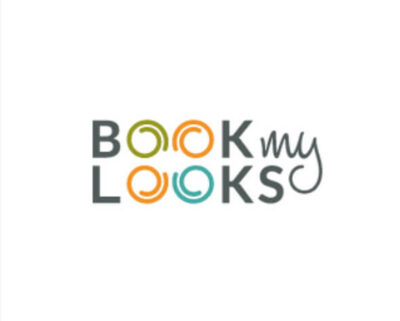 Book My Looks: Ý tưởng thiết kế logo thời trang chuyên nghiệp