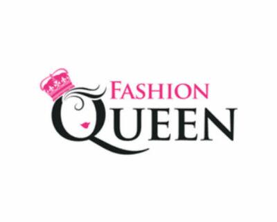 Fashion Queen: Ý tưởng thiết kế logo thời trang chuyên nghiệp