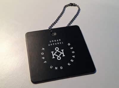 KK Tag: Ý tưởng thiết kế logo thời trang chuyên nghiệp