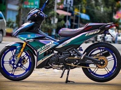 Top 8 kiểu yên xe máy thời trang đẹp nhất 2022